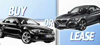 bmw car leasing should i buy a certified pre owned luxury car or lease a one