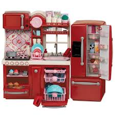 Kitchen Set Toys For Girls Our Generation Gourmet Kitchen Set Accessory Yes Birthday Stuff