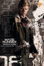 Maze Runner 3 Maze Runner The Cure Poster 3 Of 20 Imp Awards