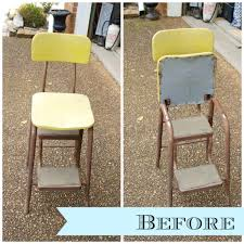 curbside vintage step stool makeover pretty handy