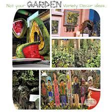 Unique Garden Decor Unique Garden Decor Ideas Jacquelynne Steves
