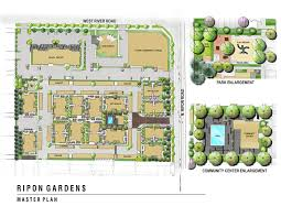 Retail Floor Plans Restaurants Retail And Living Spaces In Hilmar By Jkb Living