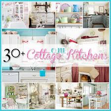 Cottage Kitchen Decor by 30 Cottage Kitchens And Accessories The Cottage Market