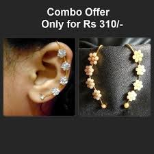 ear cuffs for sale philippines buy golden kaan ear cuff earrings online