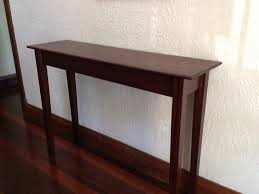 Woodworking Forum Australia by Best Thin Hallway Furniture With Another Narrow Hall Table