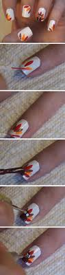 22 easy fall nail designs for nails thanksgiving nails