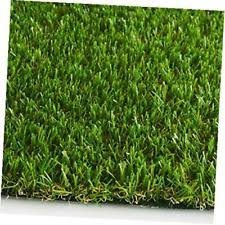 Outdoor Grass Rug Artificial Grass Carpet Ebay