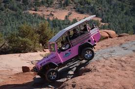 jeep pink pink jeep tours