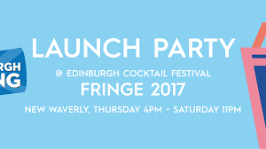 edinburghliving launch party on the festival fringes at