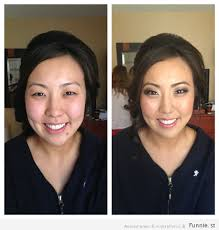 ugly to pretty using makeup