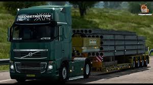 volvo 2010 truck volvo fh open pipe sound euro truck simulator 2 ets2 1 28 mod