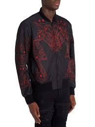 lamborghini clothing marcelo burlon lamborghini bomber jacket for men save 39 lyst