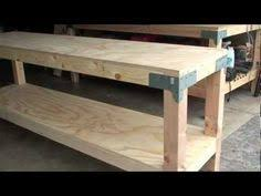 workbench plans 5 you can diy in a weekend diy workbench