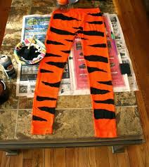 Toddler Tigger Halloween Costume 25 Tiger Costume Ideas Makeup Jobs Lion