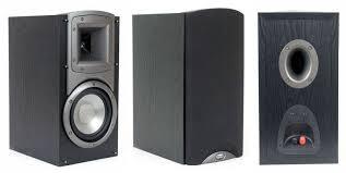Seeking Series Review Klipsch B 3 Synergy Series Bookshelf Loudspeaker Review