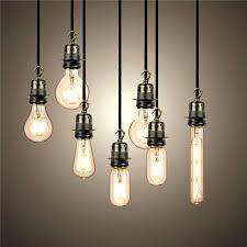 Hanging Light Bulb Pendant Hanging Light Bulb Socket Home Depot Cord Walmart Antique Lamp