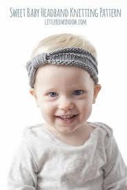 baby headbands uk headband knitting patterns loveknitting