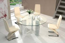 All Glass Dining Room Table Dining Room Design Glass Dining Table Sets For Modern