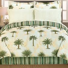 palm trees bed in bag siesta comforter ensemble king bedding