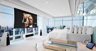 crestron automation new york city penthouse