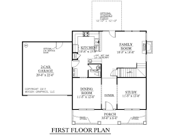 50 Square Feet by House Plan 2691a Mccormick 2nd Floor Plan 2691 Square Feet 39 Wide