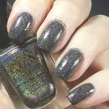 swatch fun lacquer cepheus holographic gradient keely u0027s nails