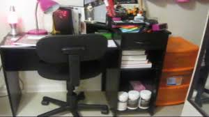Student Desk Walmart tag what u0027s on my school desk youtube