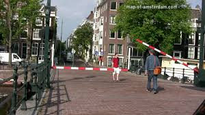 Map Of Amsterdam Magere Brug Skinny Bridge Amsterdam Youtube