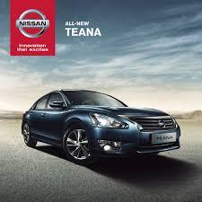 teana nissan price nissan malaysia car brochure