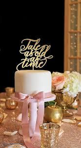 fleur de lis wedding cake tale as old as time wedding cake topper bridal shower cake