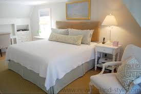 New England Interior Design Ideas Wonderful New England Style Bedroom With Additional Interior
