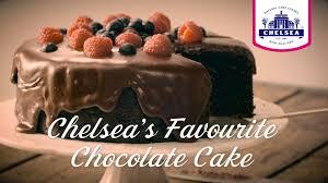 chelsea sugar chocolate cake youtube