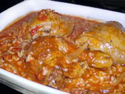 recette de cuisine portugaise facile recette mijoté de poulet au riz cuisinez mijoté de poulet au riz