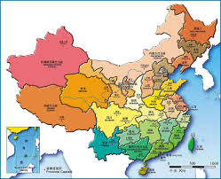 China Maps by China Provincial Map Map Of China Provinces China Maps