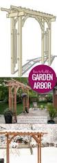 best 25 garden arbor ideas on pinterest arbors arbour and