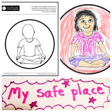 safe place color bubble u2013 art of social work