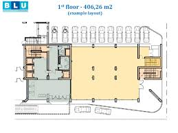 Fire Evacuation Plan Office by Floor Plans Blu Offices Sofia
