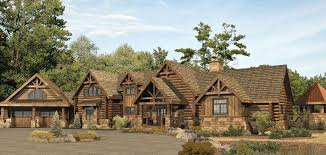 large cabin plans herrington point log homes cabins and log home floor plans