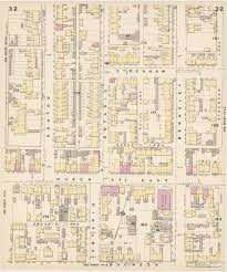goad u0027s atlas of the city of toronto fire insurance maps from the