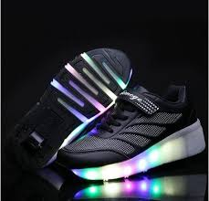 heelys megawatt light up wheels 2016 children s shoes kids roller shoes with light girls boys led