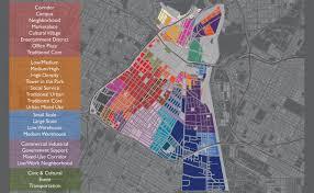 Map Downtown Los Angeles by Peek Behind The Re Code La Curtain Recode La