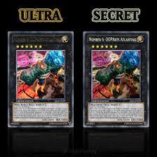 my yugioh zexal cards on