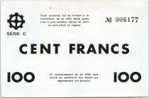 chambre de commerce mulhouse banknote 100 francs mulhouse chambre de commerce série c