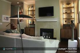 Under Cabinet Kitchen Lighting Residential Led Strip Lighting Projects From Flexfire Leds