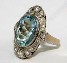 antique aquamarine engagement rings antique aquamarine engagement rings aquamarine engagement rings
