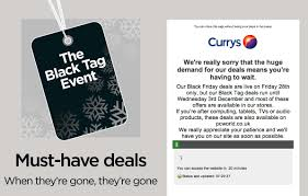 absolute best deals black friday asda and tesco black friday bargains send brits into a consumerist