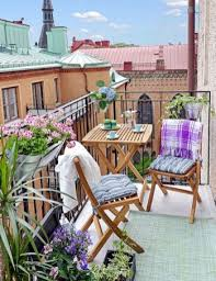 Apartment Patio Decor by 80 Affordable Small Apartment Balcony Decor Ideas On A Budget