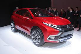 mitsubishi evolution concept mitsubishi evo to be replaced with a high performance hybrid suv