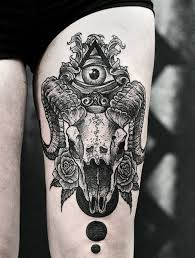 bull skull tattoo design best tattoo ideas for men and women