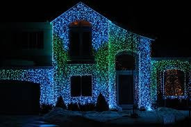 christmas light staple gun outdoor christmas projection lights onto house outdoor christmas